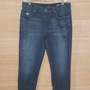 Like New Level 99 Sienna Slouchy Skinny Jeans